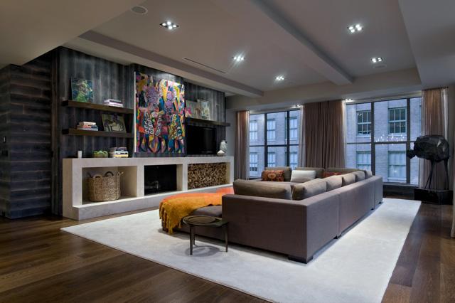 Paul Davis New York - Tribeca Loft