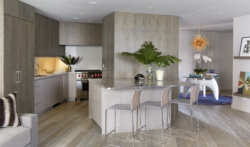 lincoln center residence 3 - Lincoln Center Kitchen